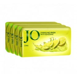 Jo Lime Soap 4*150gm