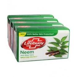 Lifebuoy Neem Soap 4X125Gm
