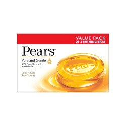 Pears Pure and Gentle Soap 3+1 75Gm