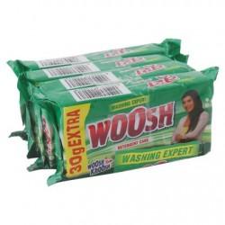 Woosh Detergent Cake 180Gm+30Gm*4