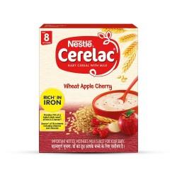 Cerelac Wheat Apple Cherry 300Gm