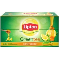 Lipton Green Honey Lemon Tea 25Bags