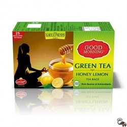 Wagh Bakri Honey Lemon Tea Bags