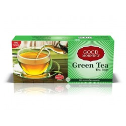 Waghbakri Good Morning Green Tea Bags 150Gm
