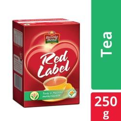 Brook Bond Red Label Tea - 250gm