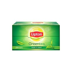 LIPTON GREEN PURE & LIGHT 25S T