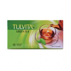 TULVITA GREEN TEA 25BAGS