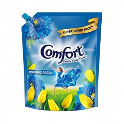 Comfort After Wash Morning Fresh Fabric Conditioner Blue Pouch 2ltr