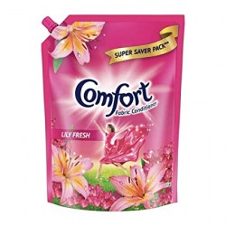 Comfort After Wash Lily Fresh Fabric Conditioner pouch 2ltr