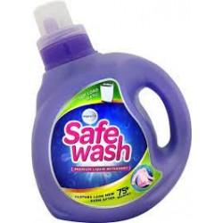 Safewash Matic Liqiud Detergent Front Load 500ml+50ml