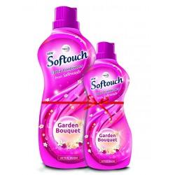 Wipro Softtouch Garden Bouquet Fabric Conditioner 860ml get 220ml free