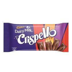 Cadbury Dairy Milk Crispello 34Gm