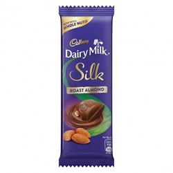 Cadbury Dairy Milk Silk Roast Almond 58Gm