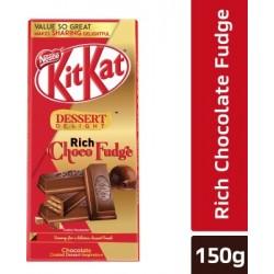 Nestle Kit Kat Dessert Rich Choco Fudge 150Gm