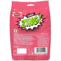 Parle Zing Guava 217.8Gm