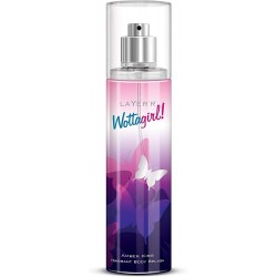 Layer'R Wottagirls Amber Kiss Body Spray 135ml