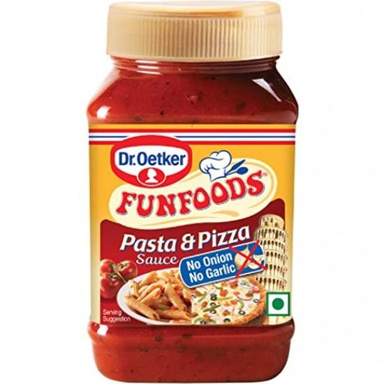 Funfood Pasta and Pizza No Onion No Garlic