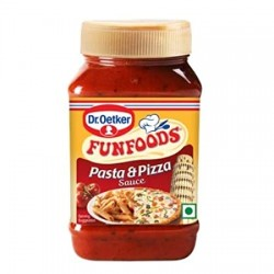 Funfood Pasta and Pizza Sauce 325Gm