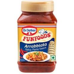 Funfood Arrabbiata Pasta Sauce