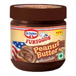 Funfood Peanut Butter Chocolate 340Gm