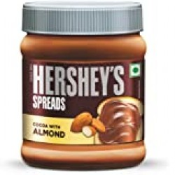 Hersheys Spreds Cocoa With Almond 350Gm