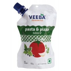 Veeba Pasta and Pizza Sauce 100Gm
