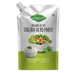 Wingreens Italian Herb Mayo 450Gm