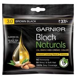 Garnier Black Natural Shade 3.0 - 40Gm