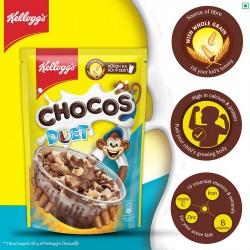 Kelloggs Duet Chocos 375Gm