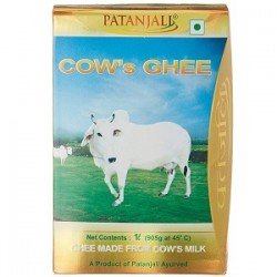 Patanjali Cow Pure Ghee 1ltr