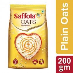 Saffola Oats Natural 200Gm