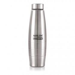 Nirlon Stainless Steel Water Bottle 1000ml