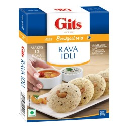 Gits Rava Idli - 200Gm