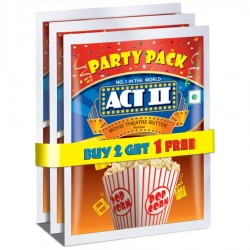 ACT2 Movie Theatre Butter Flavour 450Gm