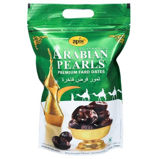 Arabian Pearls Dates 500Gm