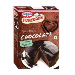 Funfood Chocolate Bake Mix 250Gm