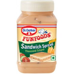 Funfood Sandwich Spread Thousand Island 300Gm