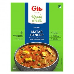 Gits Matar Paneer - 285Gm