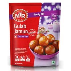 MTR Gulab Jamun 500Gm