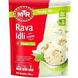 MTR Rava Idli - 500Gm