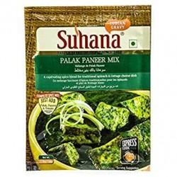 Suhana Palak Paneer Mix - 50Gm