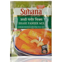 Suhana Sahi Paneer Mix 50gm
