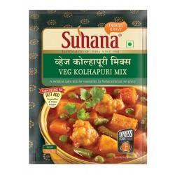 Suhana Veg Kolhapuri Mix - 50Gm