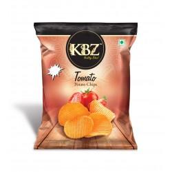 KBZ Tomato Potato Chips 145Gm