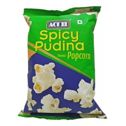 Act Spicy Pudina 45Gm