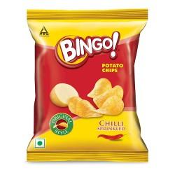 Bingo Potato Chip Chilly 100Gm