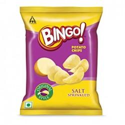 Bingo Potato Chip Salty 100Gm