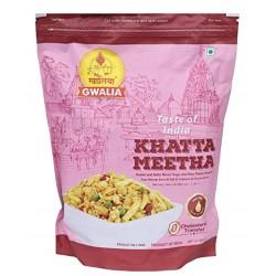 Gwalia Khatta Meetha 400Gm