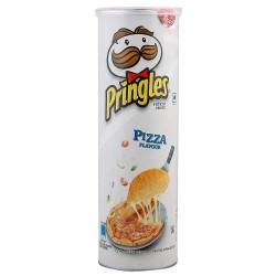 Kelloggs Pringles Pizza Flavour 110Gm