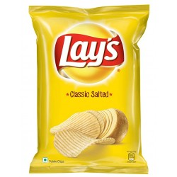 Lays Classic Salted - 95Gm